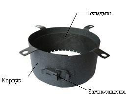 """Проивопожарные муфты """"Огнеза-ПМ"""""""